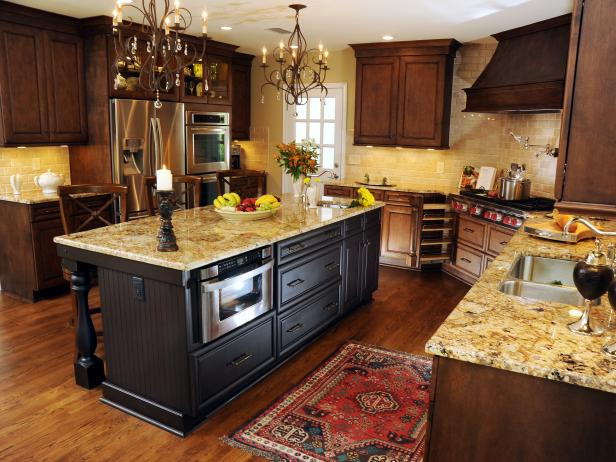 Tuscan Country Styled Kitchen Katheryn Cowles Hgtv