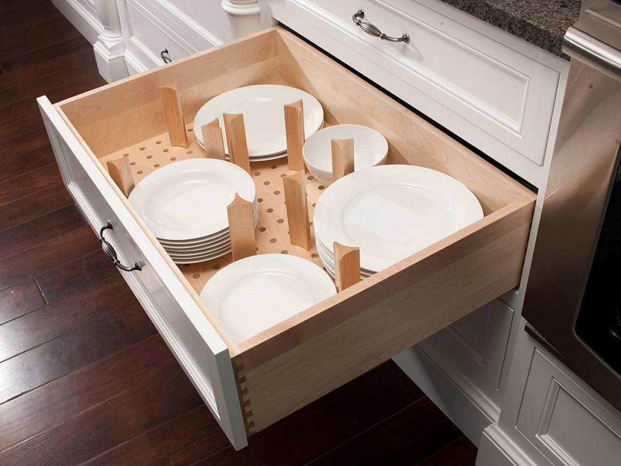 Easy stylish and functional diy drawer dividers diy Organizing kitchen cabinets and drawers