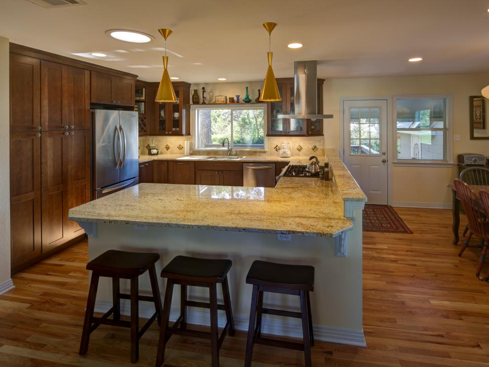 Warm Paint Colors For Kitchens Pictures Ideas From Hgtv: Warm, Earthy Kitchen