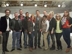 <em>HGTV Star</em> Designers With David Bromstad