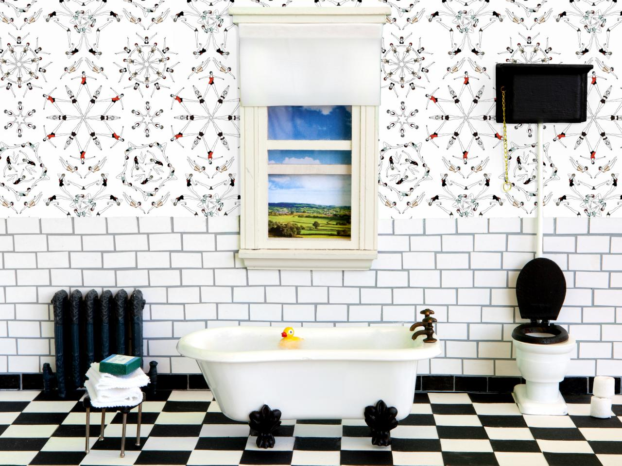 11 Modern Wallpaper Trends To Try Hgtv S Decorating