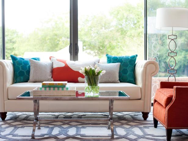 20 fresh color palettes to try 20 photos - Hgtv Design Ideas Living Room