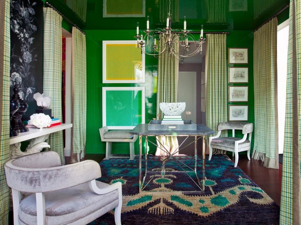 20 Living Room Color Palettes You've Never Tried | HGTV