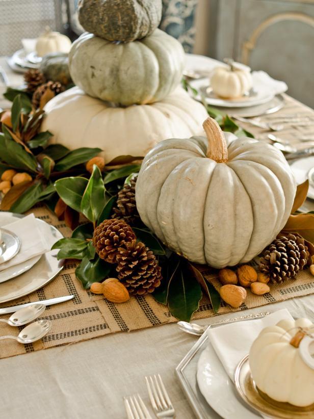13 Rustic Thanksgiving Table Setting Ideas Hgtv