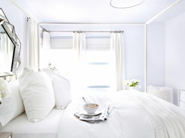 White Rooms Need Diffused Sunlight