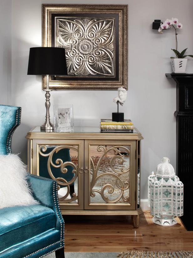 Living Room Mirror Ideas Farmhouse