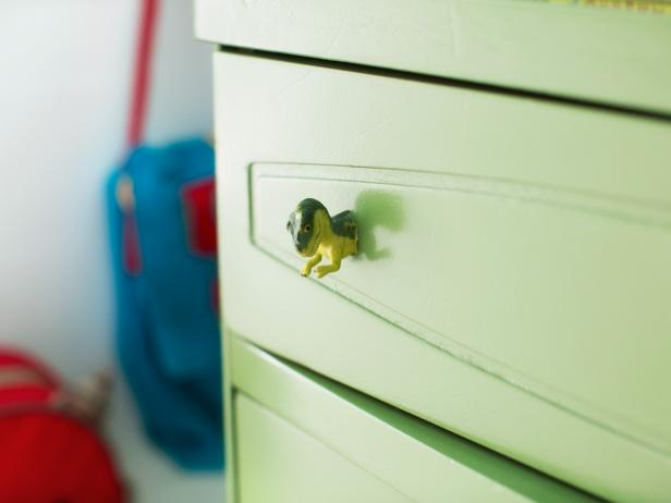 Playful Dresser Hardware From Toys