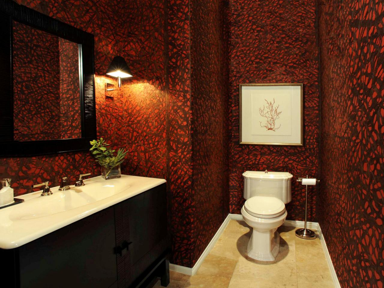 Brown bathroom decor ideas - Tags