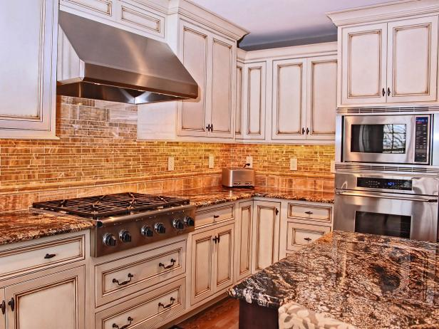 Transitional Family Friendly Kitchen