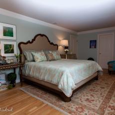 Blue Shabby Chic Bedroom Photos HGTV - Shabby chic bedroom blue