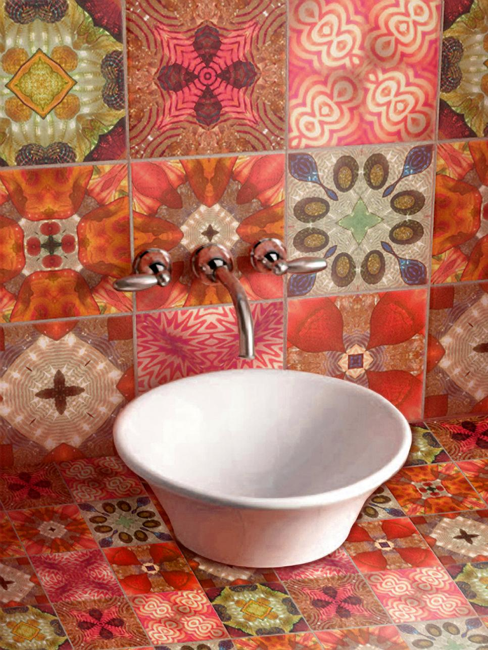 bathroom tiles for every budget and design style hgtv