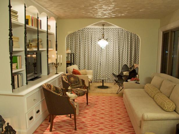 hdgen601 moroccan inspired living room