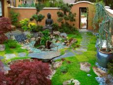 Asian Garden Design luxurious zen garden retreat Luxurious Zen Garden Retreat