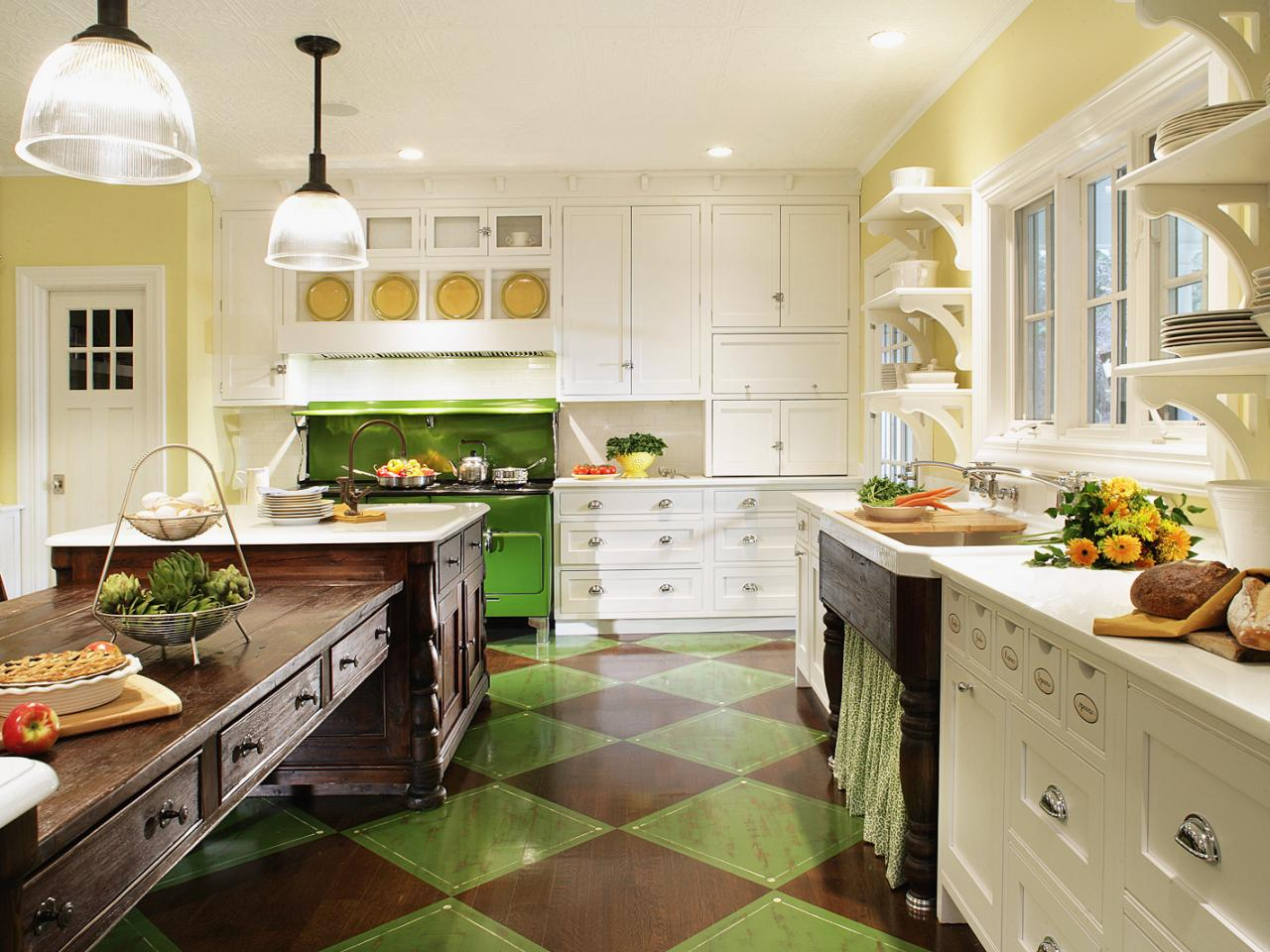 staining kitchen cabinets pictures ideas tips from hgtv hgtv - Regina Kitchen Cabinets