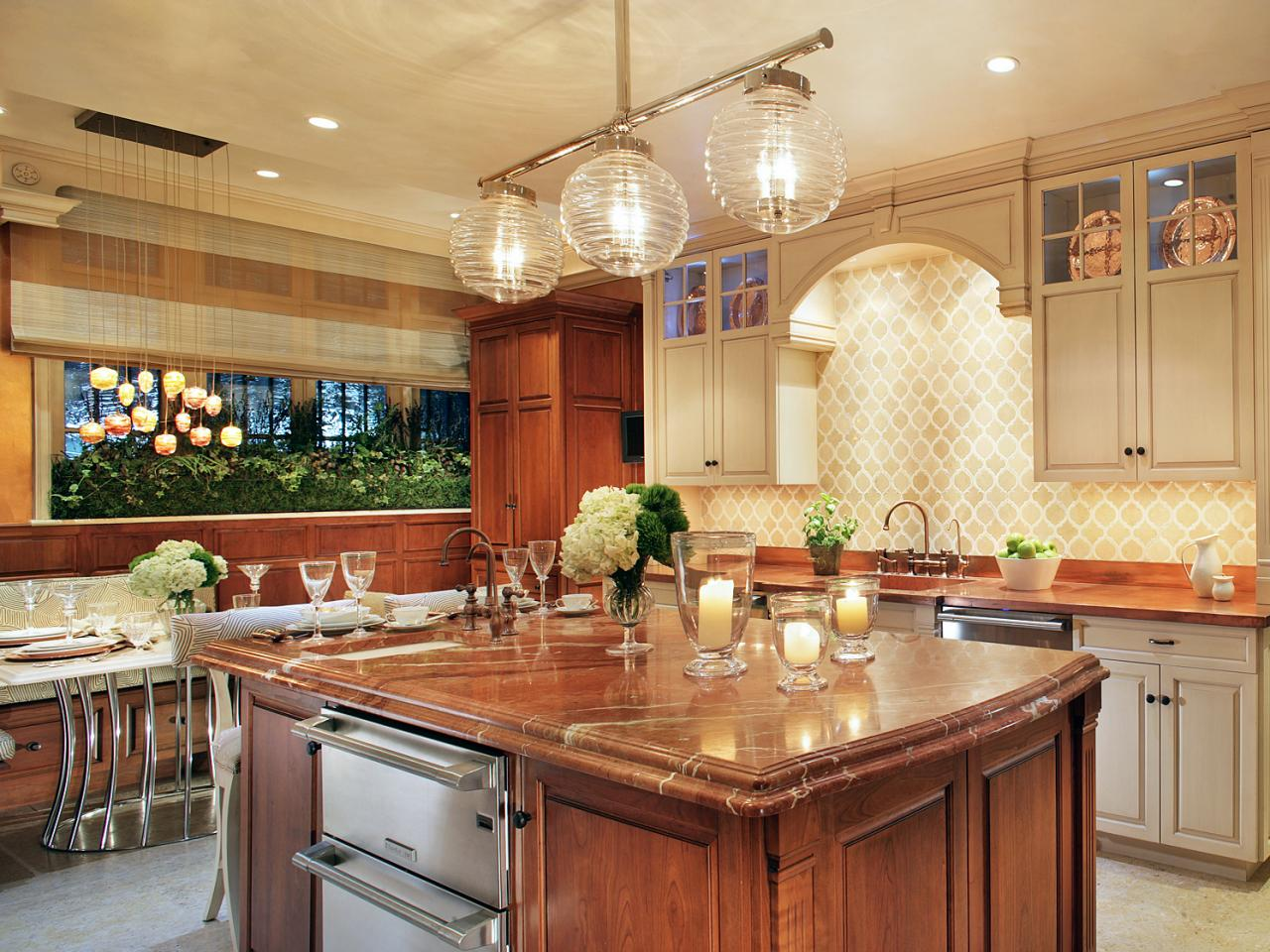 Kitchen design styles pictures ideas tips from hgtv hgtv for Kitchen tradition