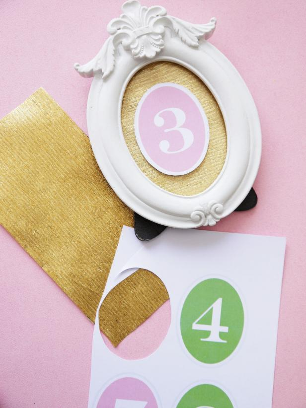 Print and Cut Out Table Numbers