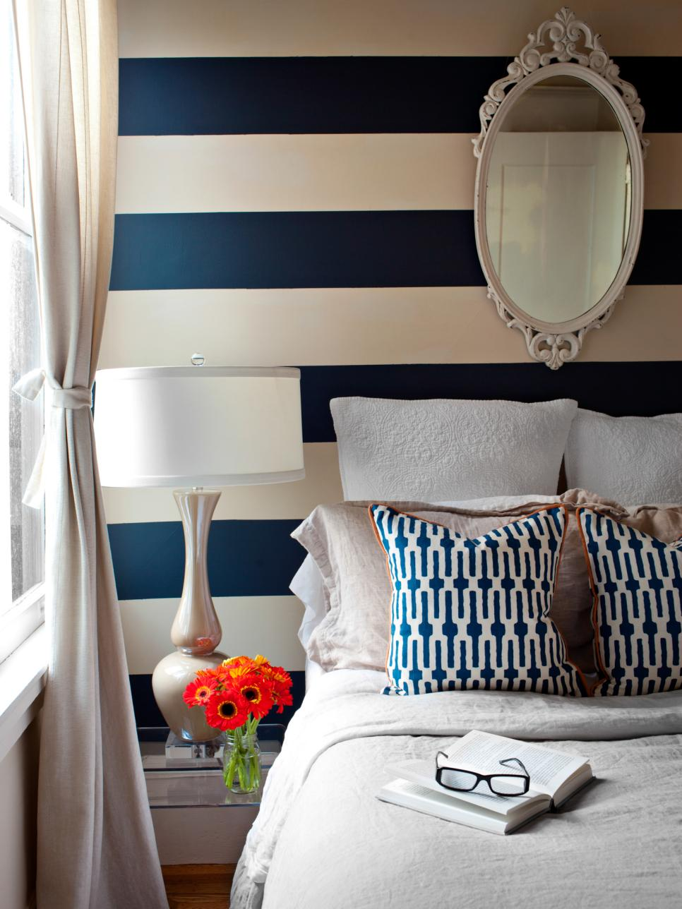 bold and beautiful bedrooms hgtv - Bold Bedroom Colors