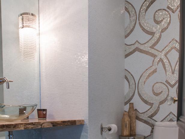 Intricate Mosaic Tile