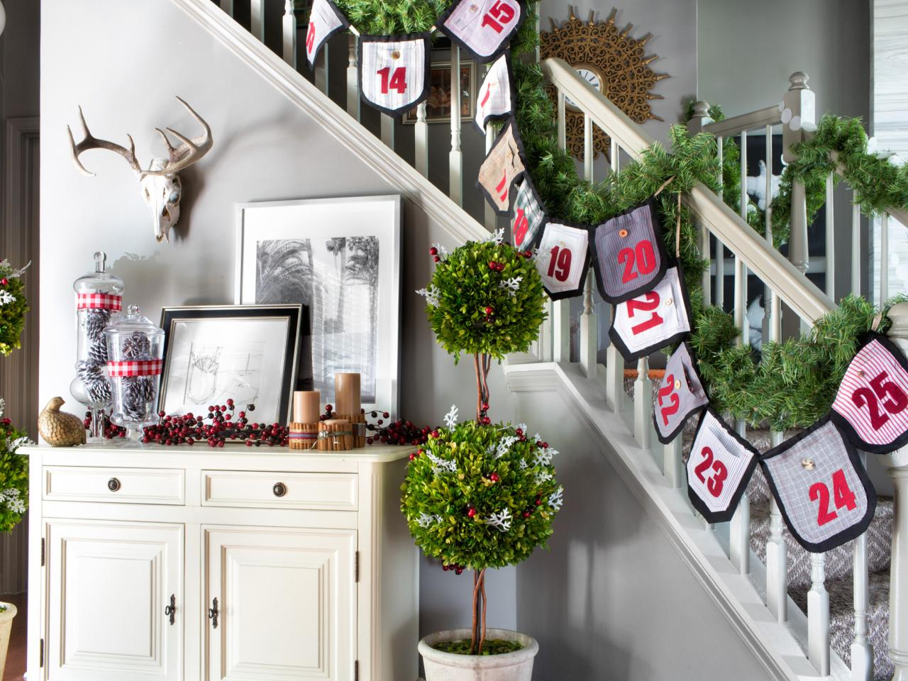 Calendar Decoration Ideas : Indoor projects to try instead of shopping on black