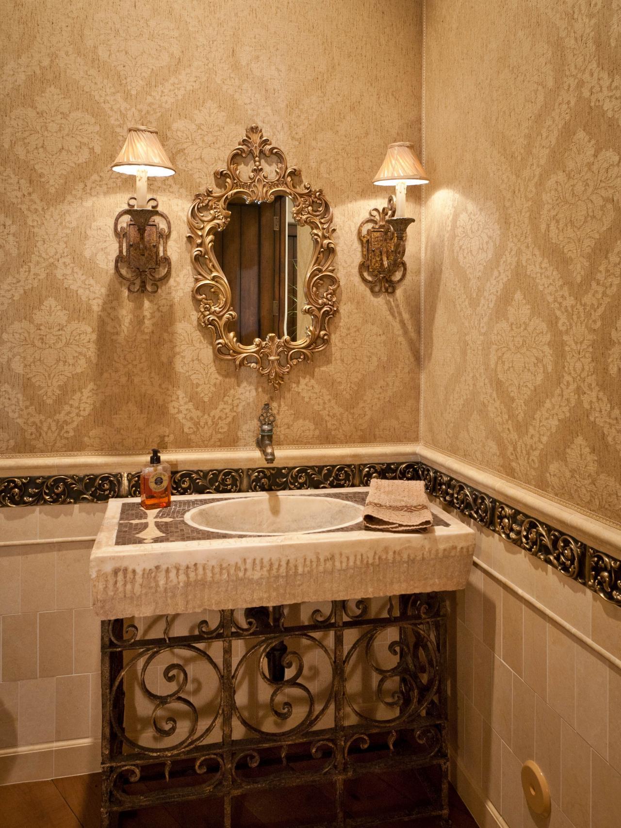 Victorian Bathroom Photos Hgtv