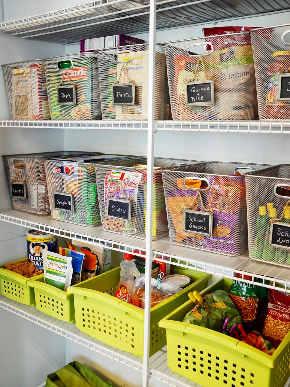 20 best pantry organizers hgtv