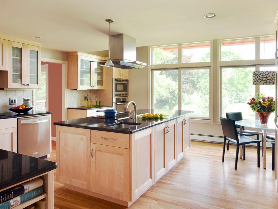 Contemporary And Functional Kitchen Barney Maier Hgtv