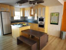 L Shaped Kitchen Designs Hgtv photo - 6