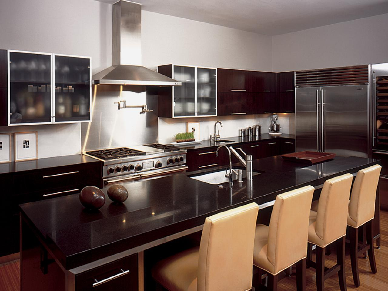 Kitchen Cabinet Colors And Finishes Hgtv Pictures Ideas Hgtv