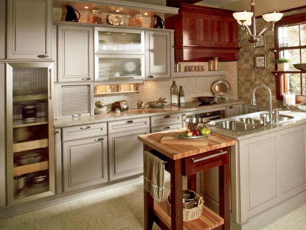 Best Kitchen Cabinets: Pictures, Ideas & Tips From Hgtv | Hgtv