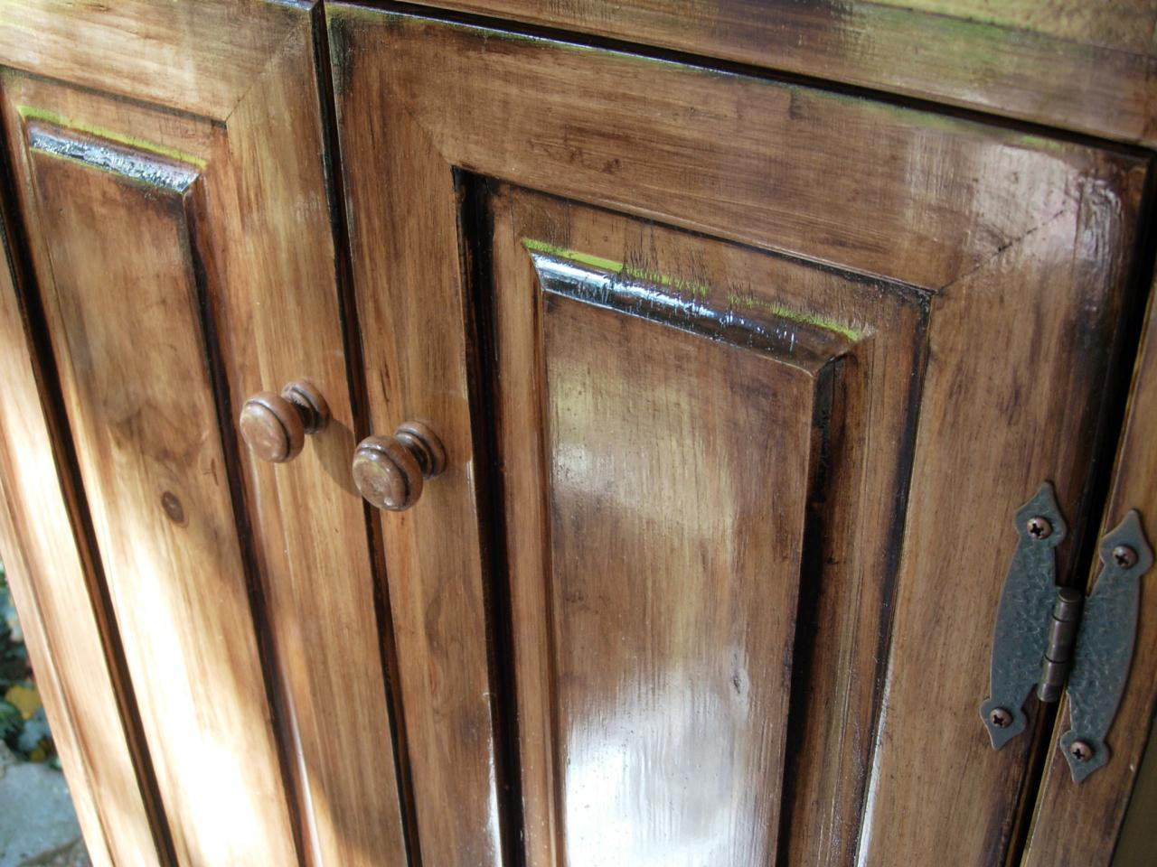 charming Refinishing Stained Kitchen Cabinets #4: hpojb-gel-stain-final_4x3