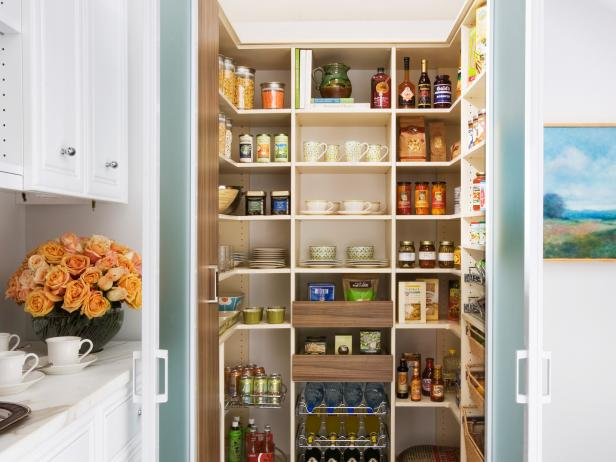 pantry cabinet plans: pictures, ideas & tips from hgtv | hgtv