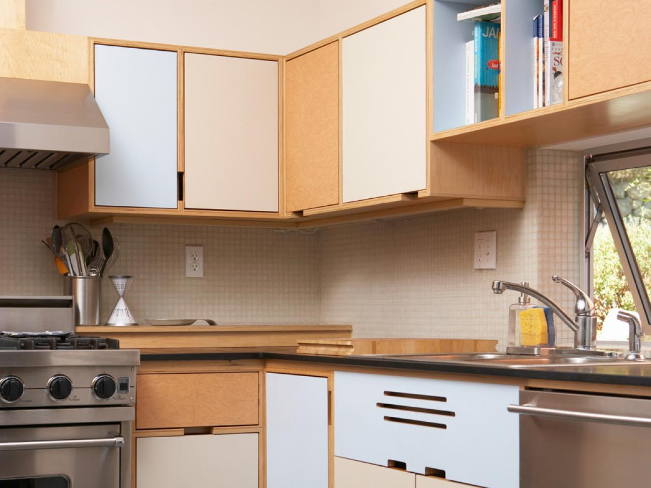 Unfinished Kitchen Cabinets: Pictures & Ideas From HGTV