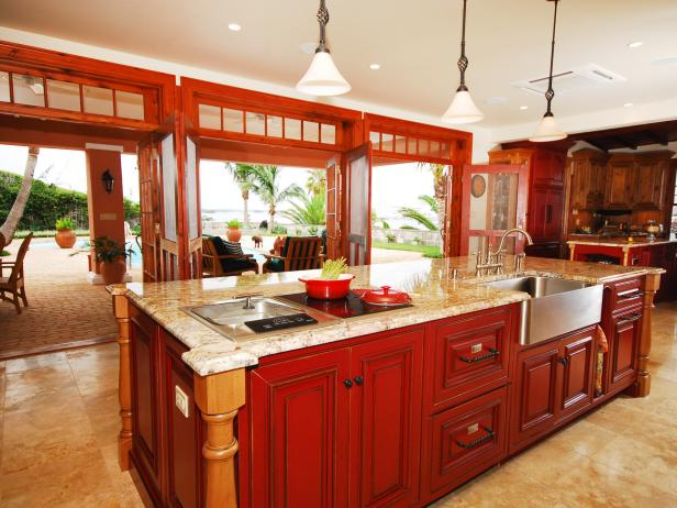 Kitchen Island Styles Amp Colors Pictures Amp Ideas From Hgtv