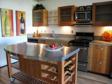 Stainless Steel Kitchen Island Top