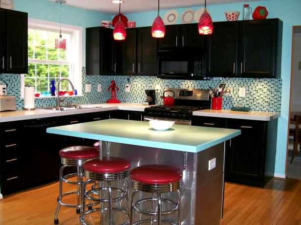 Kitchen Counter Ideas formica kitchen countertops: pictures & ideas from hgtv | hgtv
