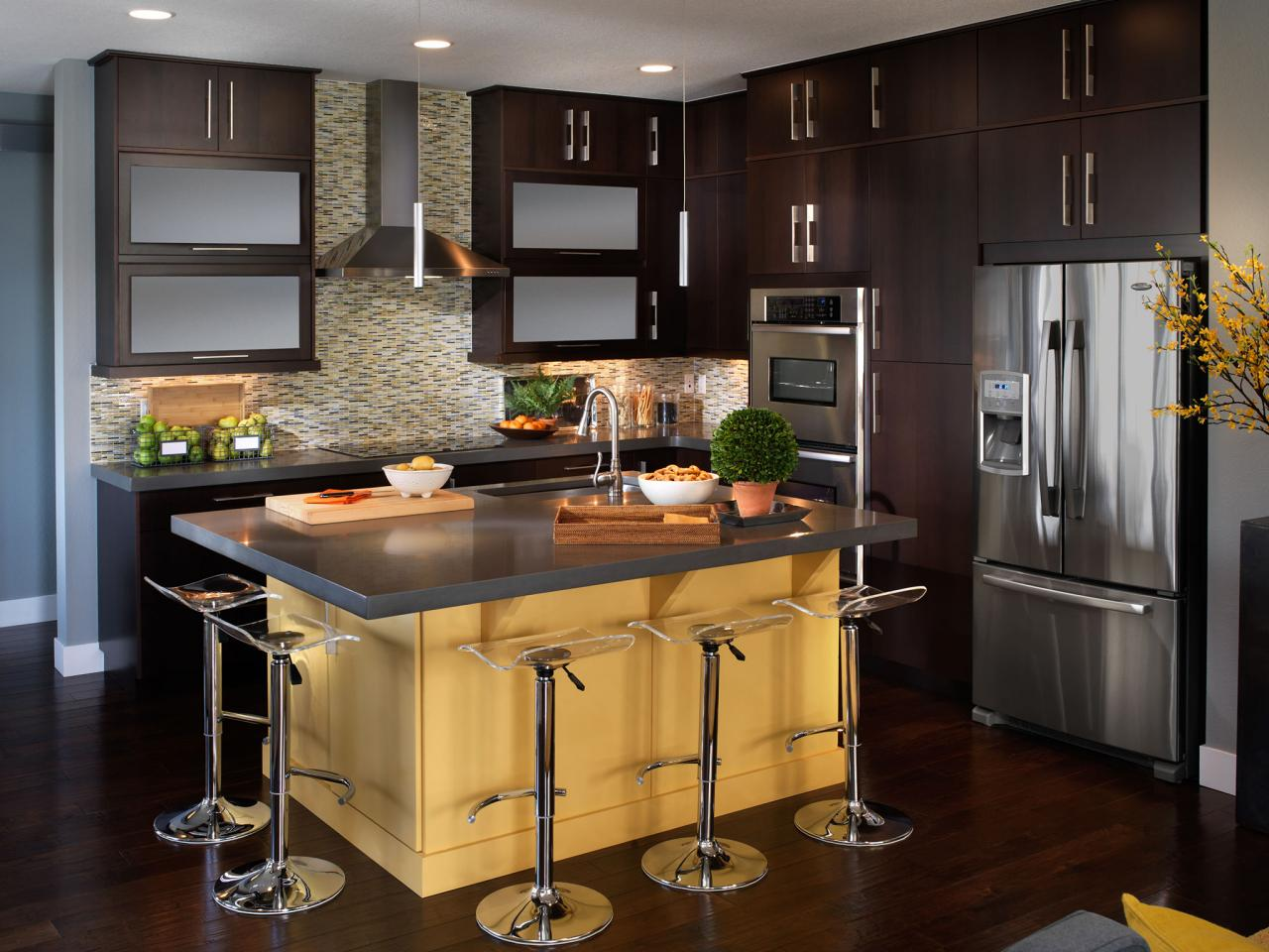 Kitchen countertop replacements pictures ideas from Best kitchen remodels