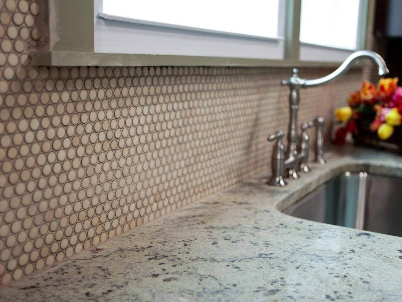 Mosaic tile backsplash ideas pictures tips from hgtv hgtv Backsplash mosaic tile