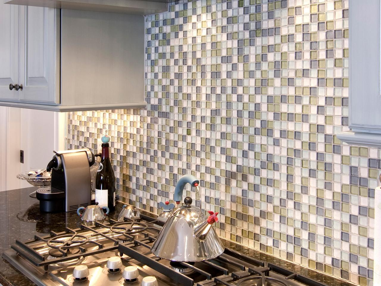 Genial Mosaic Backsplashes