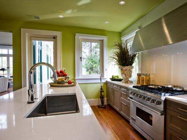 Paint Colors Enchanting Paint Colors For Kitchens Pictures Ideas & Tips From Hgtv  Hgtv Design Inspiration