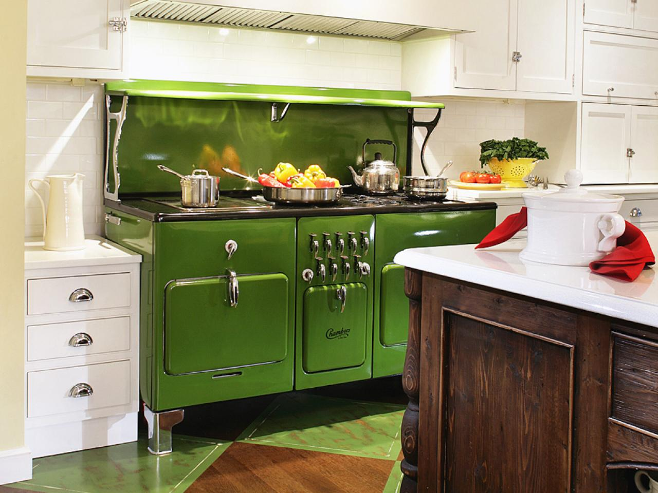 Painting Tiles In The Kitchen Painting Kitchen Appliances Pictures Ideas From Hgtv Hgtv