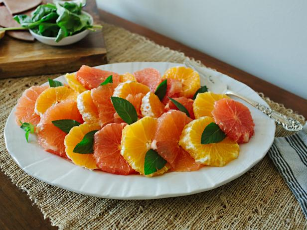 Citrus and Mint Salad