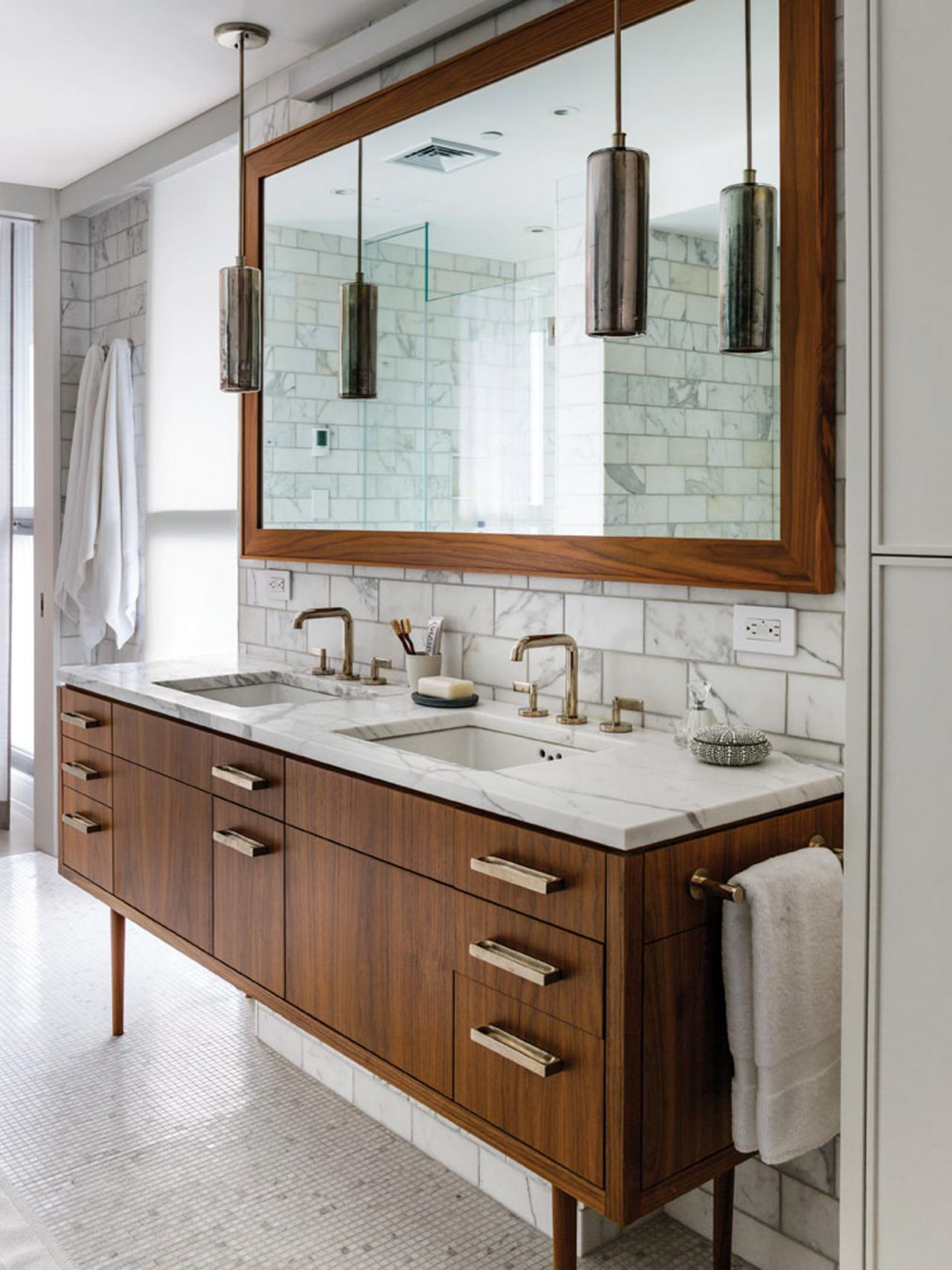 Dreamy bathroom vanities and countertops bathroom ideas for Modern chic bathroom designs