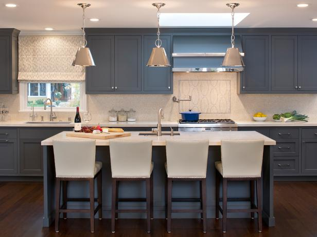 Kitchen Island Bar Stools kitchen island bar stools: pictures, ideas & tips from hgtv | hgtv