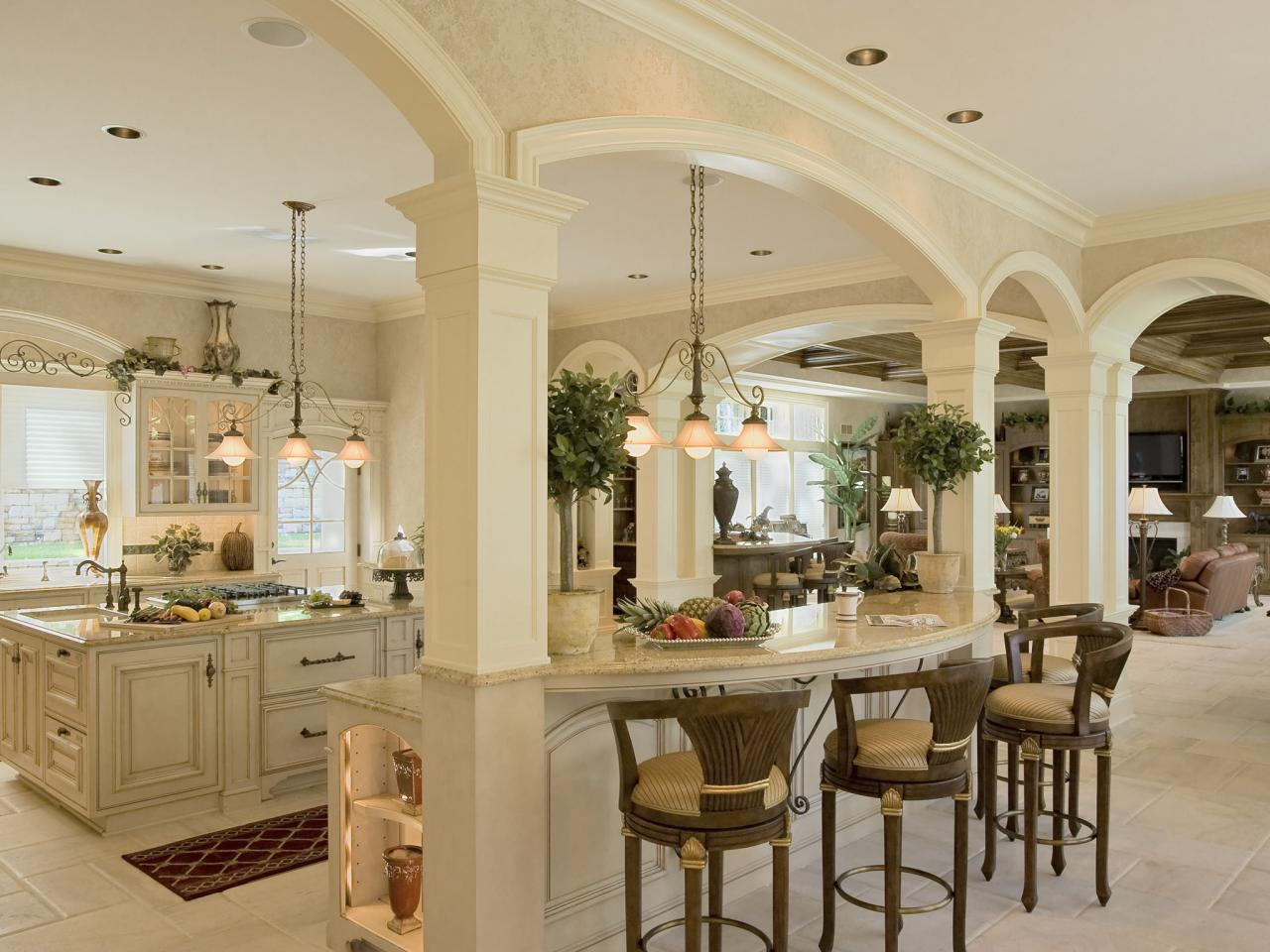 French country kitchens - French Kitchen Design