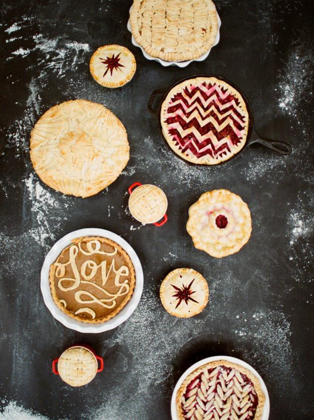 9 One-of-a-Kind Pie Crust Ideas