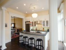 Kitchen Remodel On A Budget Before And After before-and-after kitchen remodels on a budget | hgtv