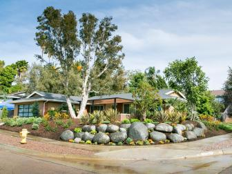 California-Cool Curb Appeal