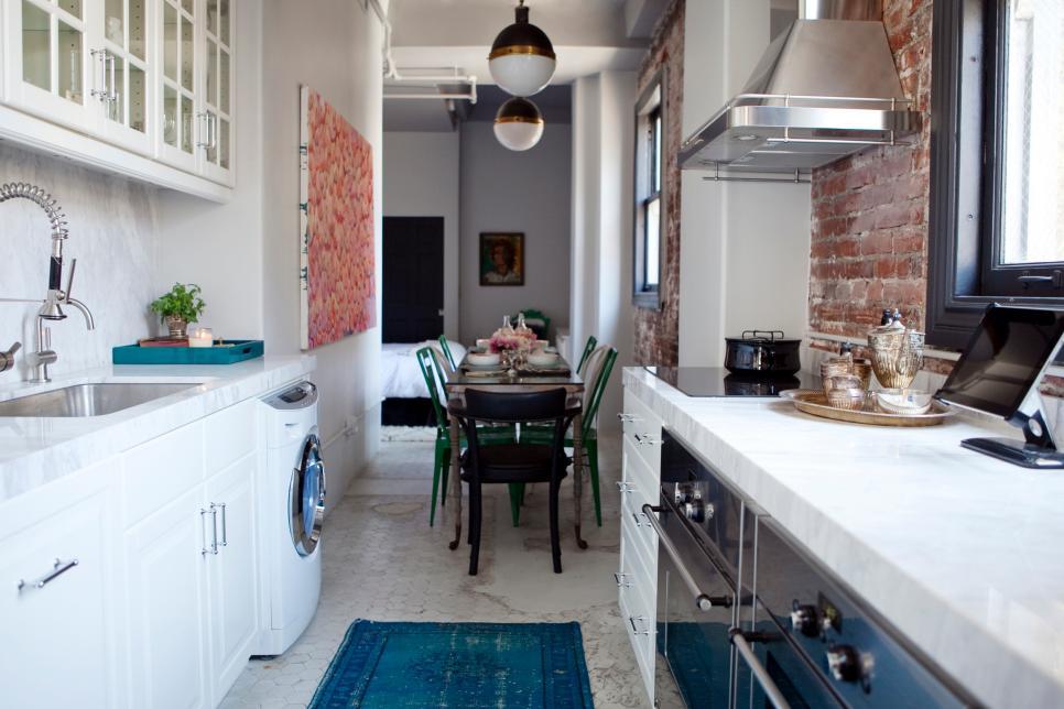 Loft Living Small Space Big Style 2014 Hgtv