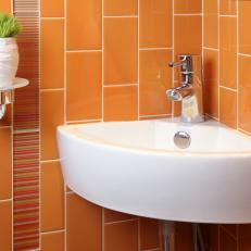 midcentury modern bathroom photos   hgtv