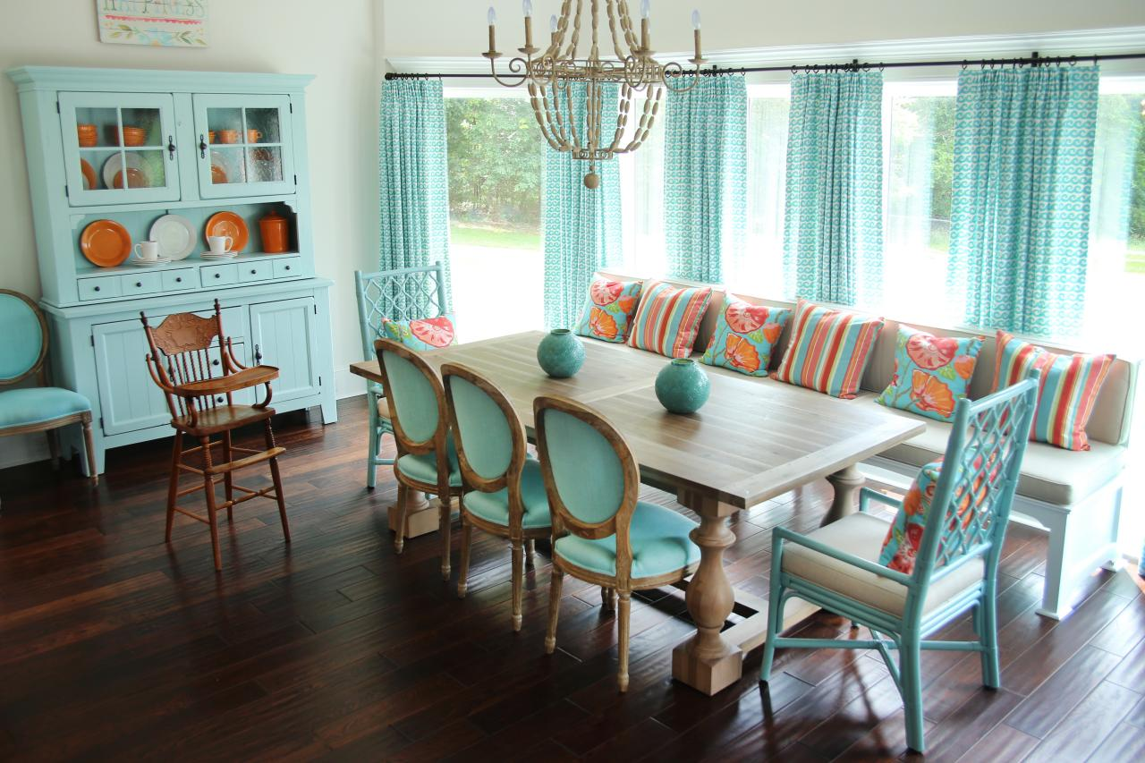 Photos hgtv for Dining room suites images